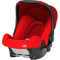 Автокрісло BRITAX-ROMER BABY-SAFE FLAME RED