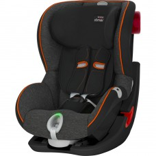 Автокресло BRITAX-ROMER KING II LS Black Series
