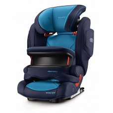 Автокрісло RECARO Monza Nova IS Xenon Blue